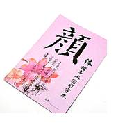 Yan Style Magic Water Calligraphy Practice Book Reusable <em>Paper</em>