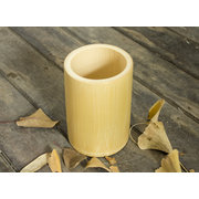 BBH004 little bamboo brush pot