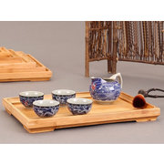 Bamboo tray palette 28*19CM
