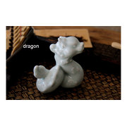 ZD005 Porcelain dragon of the 12 animals of the <em>Chinese</em> zodiac