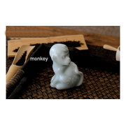 ZD009 Porcelain monkey of the 12 animals of the <em>Chinese</em> zodiac