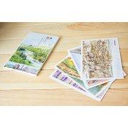 Beautiful Xinjiang Set of 10 Post Cards PSC053