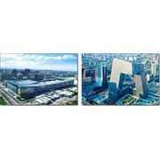 Beijing Scenoery A Set of 16 Postcards PSC014