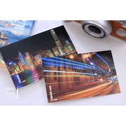 Chinese City Delight: HONGKONG  Season Two Set of 30 Post Cards PSC059