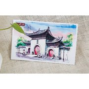 Greater Wuhan City Secenery Set of 10 Postcards PSC047