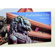 Impressions of the Forbidden City Beijing  Season Two Set of 4 Postcards PSC019