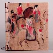 Soft Cover Notebook: The Outing of Lady GUO Thread Bound NB021