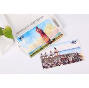 Tibet Skech Set of 12 Postcards PSC027
