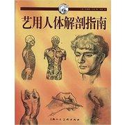 艺用人体解剖指南---西方经典美术技法译丛