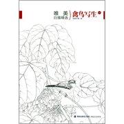 唯美白描精选:禽鸟写生(1)  Outlining Drawing Selection: Bird Skeches VOL.1