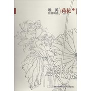 唯美白描精选:荷花(2)  Outlining Drawing Selection: Lotus VOL.2