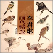 李君琳画鸟精选 Chinese Bird Painting Selection by Li Junlin